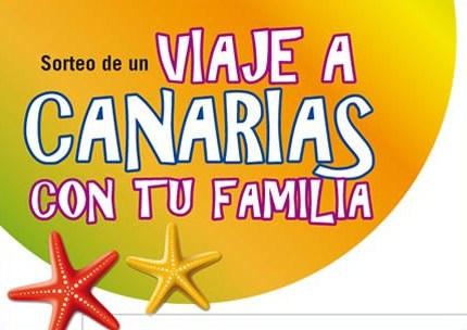 Gana un viaje a Canarias