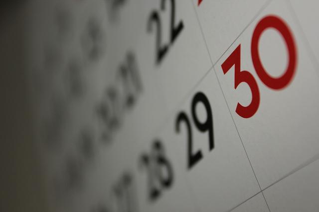 ¿Qué días no habrá cole este curso?