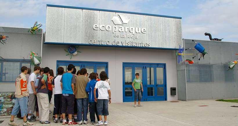 Visitas al Ecoparque de La Rioja para escolares y familias