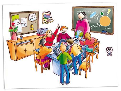 Voluntarios para ayudar con los deberes
