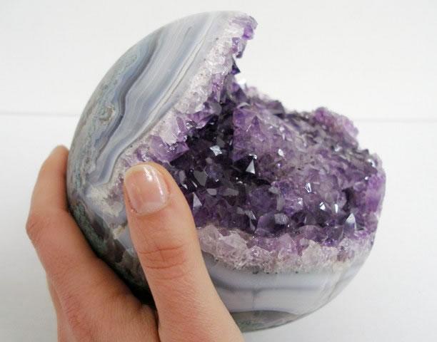 Exposición sobre minerales
