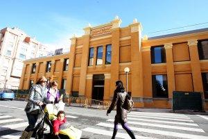 Nueva biblioteca infantil en Logroño