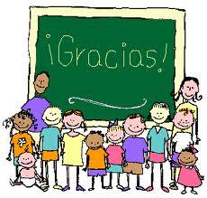 Día mundial de los docentes. ¡Gracias!