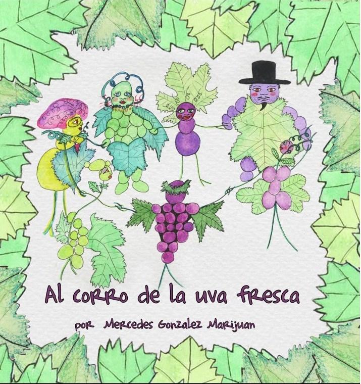 La cultura del vino, en cuento para niños
