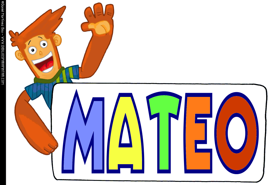 Mateo está de moda en Logroño