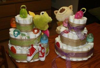 C mo hacer una tarta de pa ales el balc n de mateo for Como decorar una torta facil y rapido