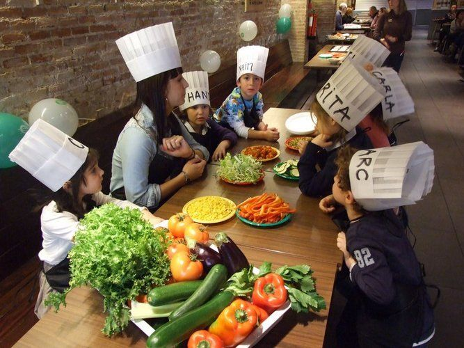 Talleres de cocina infantil el balc n de mateo - Talleres de cocina infantil ...