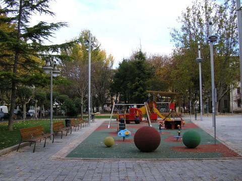 Visitas guiadas por los parques de Logroño