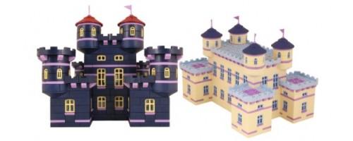 Taller de construcción de castillos