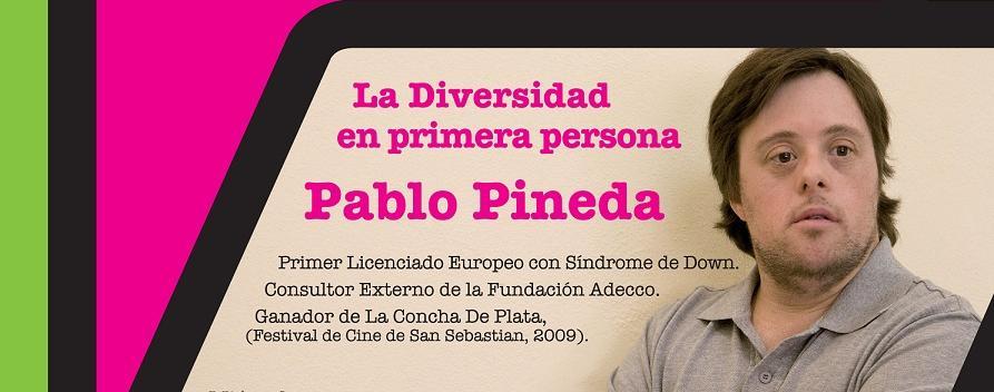 La discapacidad contada por el actor Pablo Pineda