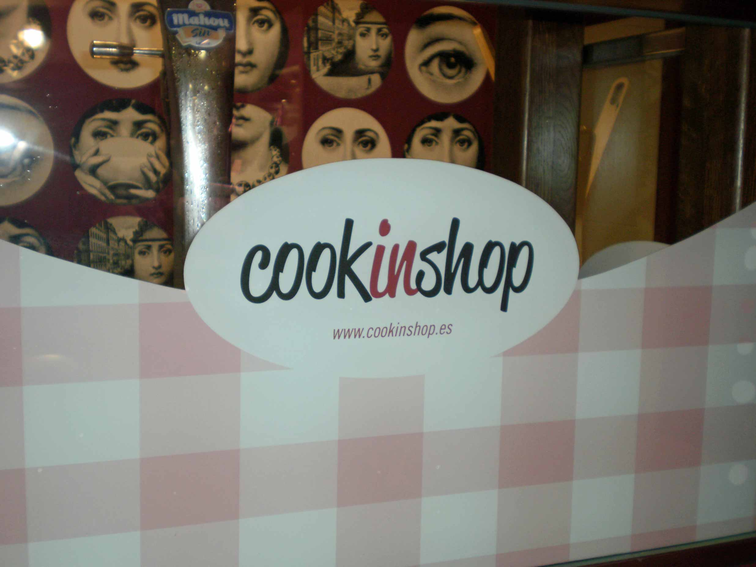 Cookinshop, como estar en casa
