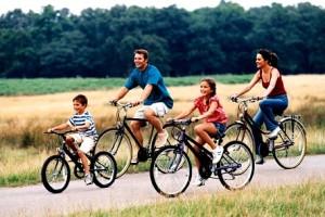 familia bici
