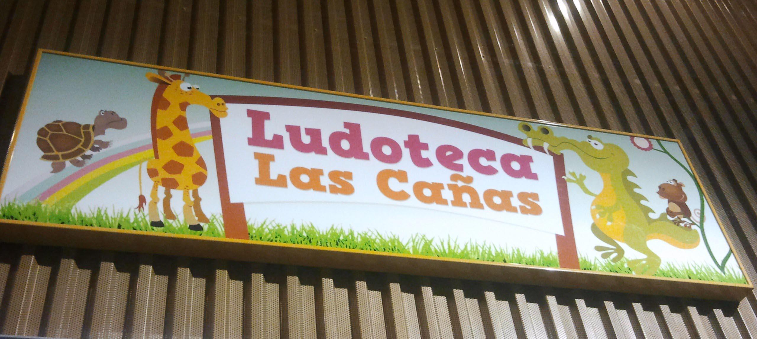 Ludoteca del Centro Comercial Las Cañas