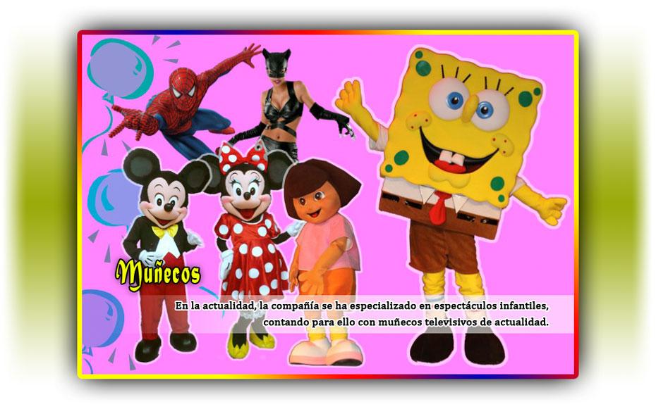 Espectáculo infantil en el Cervantes