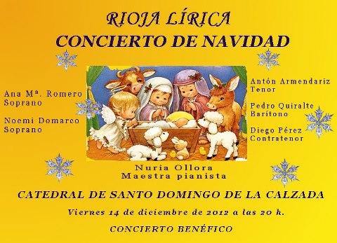 Concierto de Navidad en Santo Domingo