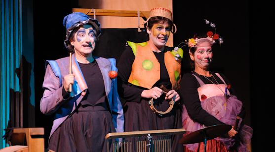 Festival de Marionetas y teatro infantil