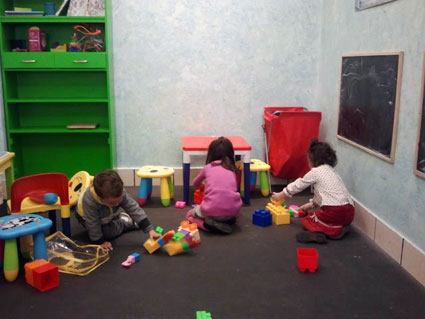 Niños-bienvenidos-en-Los-Olivos
