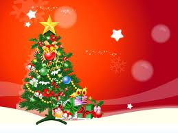 Taller para decorar árboles de Navidad