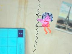 Idea manualidad: un muñeco girador