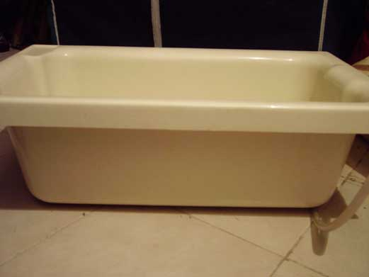 Se vende: bañera para bebé
