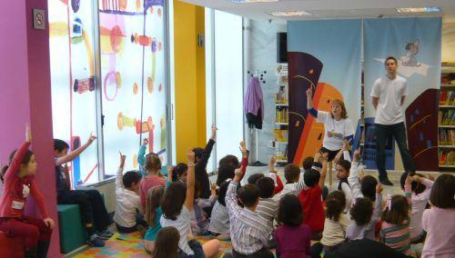 Talleres infantiles de inglés con la escuela Helen Doron