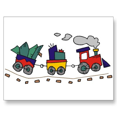 Tren de Navidad por las calles de Logroño