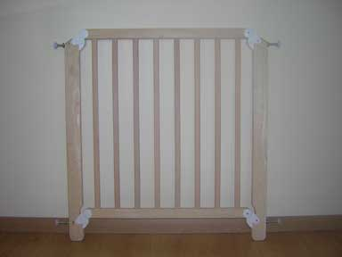 Se vende: barrera de seguridad para escaleras