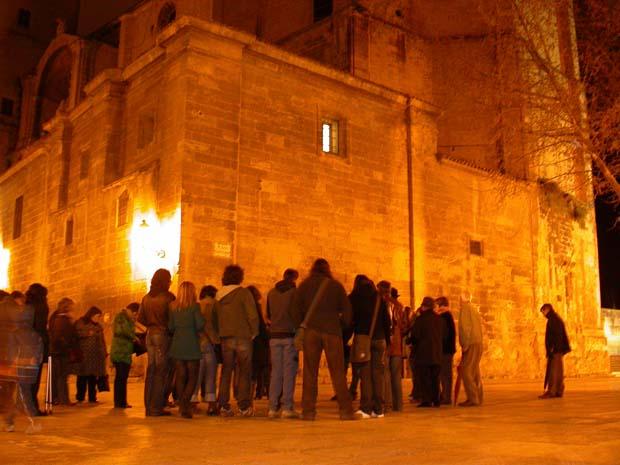 Paseos nocturnos por el Logroño del s.XVI