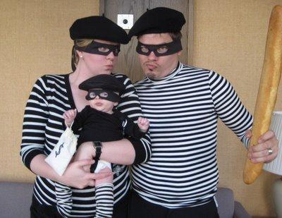 disfraz ladrones