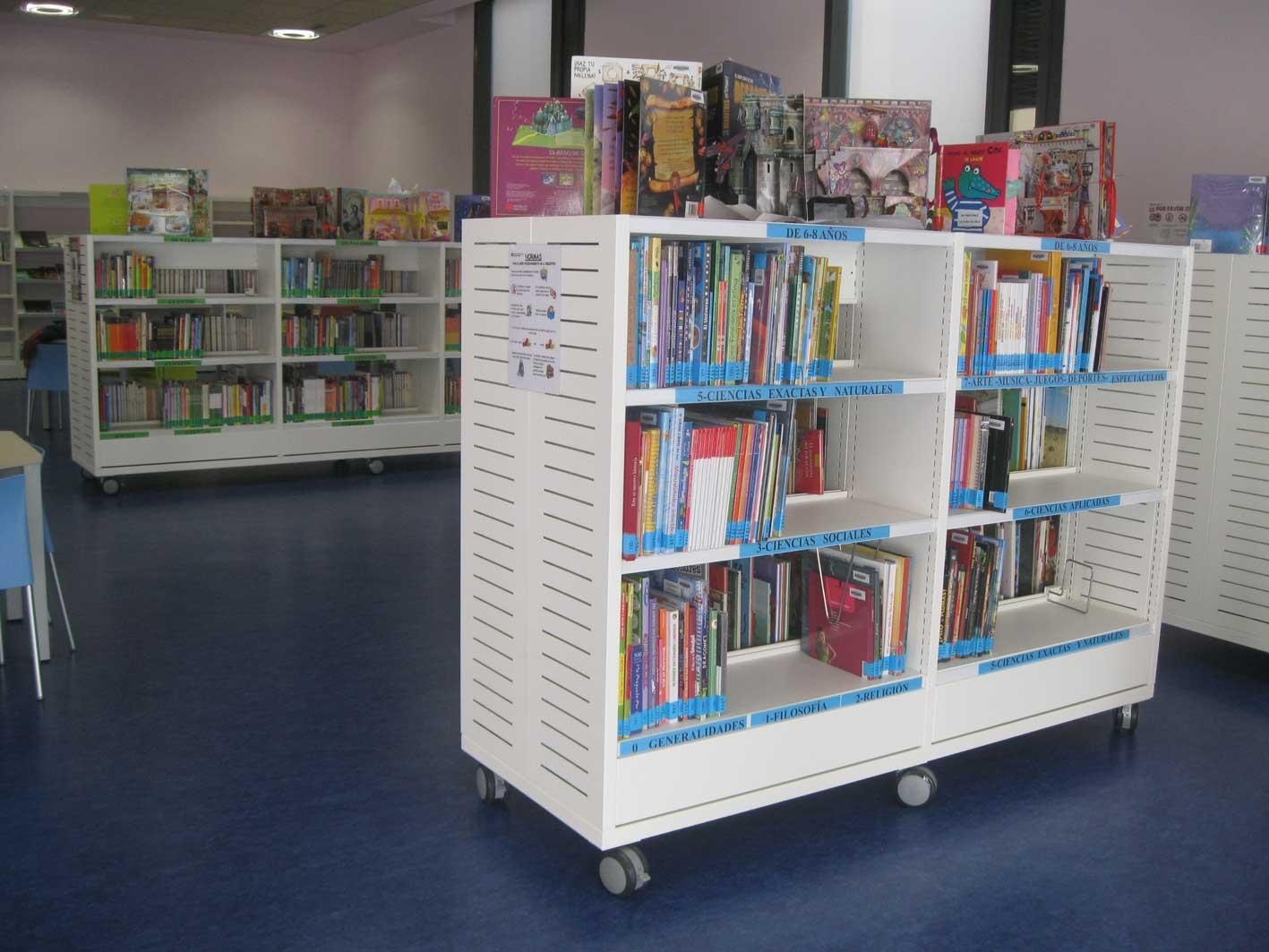Celebra la Semana del Libro en la biblioteca
