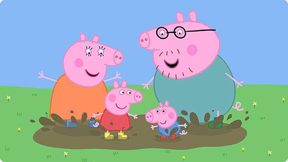 Cuentacuentos 'Diviértete con Peppa Pig'