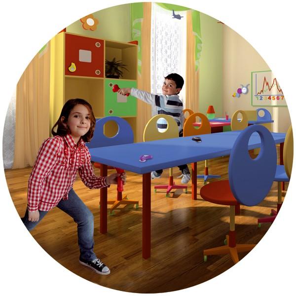 Ganadora del concurso Kiddy Fun-El Balcón de Mateo