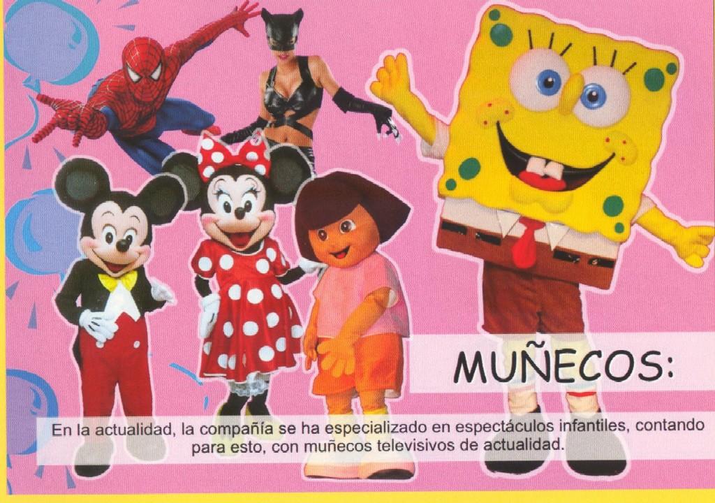 Show infantil 'El mundo de los muñecos', en Haro