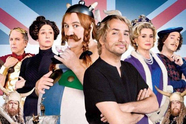 Asterix y Obélix en el cine Doga