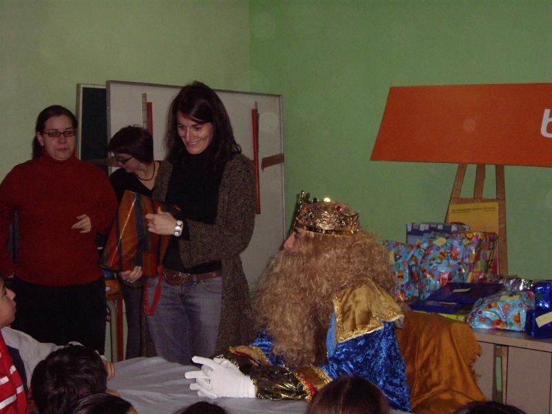 Navidad con juguetes gracias a la solidaridad riojana