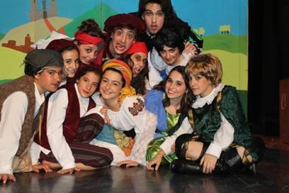 Teatro familiar en Haro