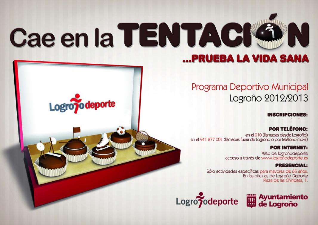 Nuevas plazas en Logroño Deporte