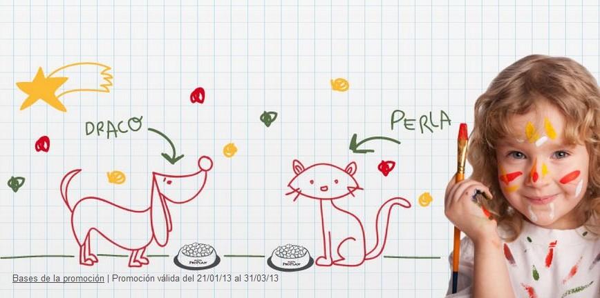 Nuevos concurso: dibuja a tu mascota