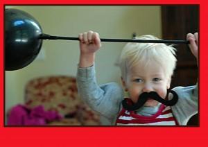 Consigue un reportaje fotográfico para tus niños