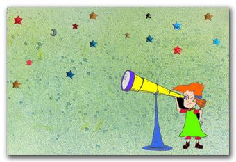 Taller de astronomía en la Casa de Las Ciencias