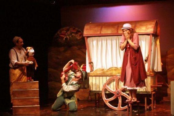 Festival de teatro infantil de Unicef