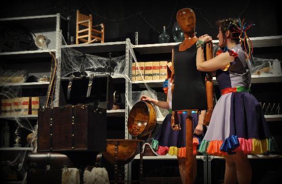 Teatro infantil con fines solidarios en Fuenmayor
