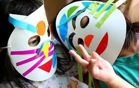 Manualidades de Carnaval en Rik Rok