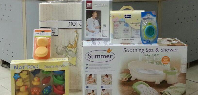 Gana un lote de productos para el baño