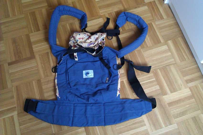 Se vende: mochila ergonómica