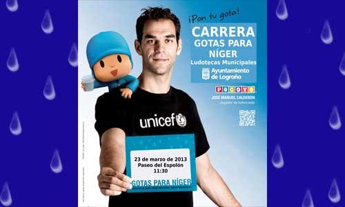 Talleres y juegos solidarios para UNICEF