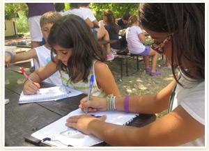 Becas para campamentos de inglés en verano