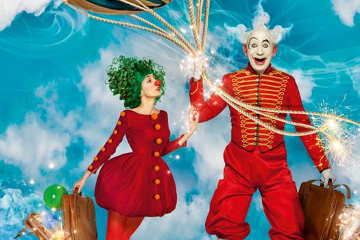 El circo de Eoloh! en Riojaforum