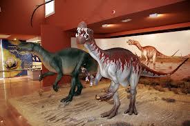 Centro de interpretación paleontologica