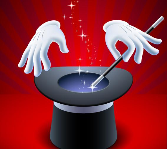 Espectáculo de magia con fines benéficos
